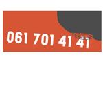 Telefonnummer 061 701 41 41