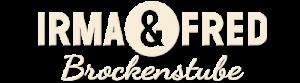 Logo Irma & Fred im Header