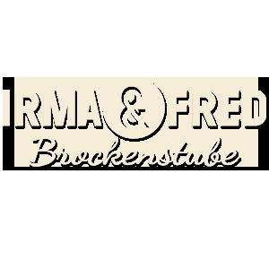 Logo Irma & Fred Brockenstube