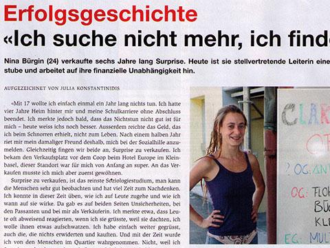 2012 Surprise - Erfolgsgeschichte